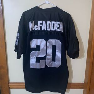 Men's : McFadden Raiders Jersey